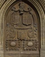 Bath Abbey - Main Doorway