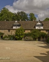 Outbuildings at Lacock Abbey