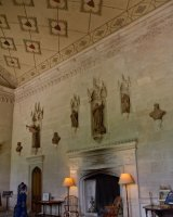 Gothic Hall at Lacock Abbey