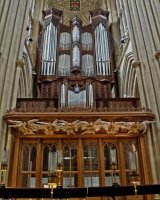 Bath Abbey Organ