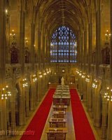 John Rylands Library - Main Reading Room