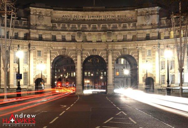 Five Arches