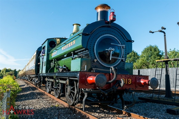 Steam Train-12