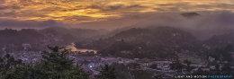 """""""Sunrise over Kandy"""""""