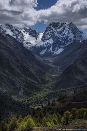 """""""Baima (White Horse) Snow Mountain"""""""