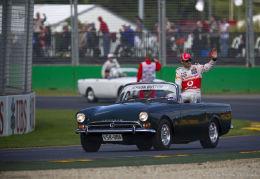 McClaren Mercedes - Jenson Button