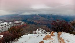 Grand Canyon - Winter Hues