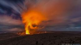 """""""Halema'uma'u Crater, Kilauea"""""""