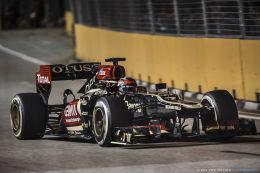 """Kimi Raikkonen - Singapore 2013"""