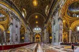 """Basilica Papale di San Pietro"""