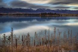 """""""Lake Ruataniwha"""" Top G+ Nov 15, 2012"""