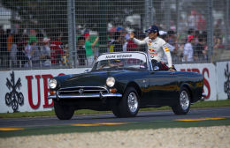 Red Bull Racing - Mark Webber