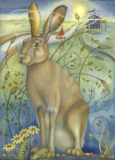 Morston Hare (print)