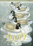 Geese (print)