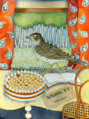Tolstoy's Treecreeper (print and card)