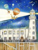 Lighthouse. Scarborough Children's Unit Entrance