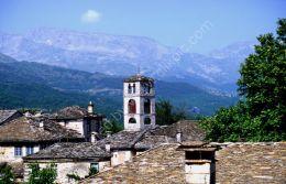 Zagoria village