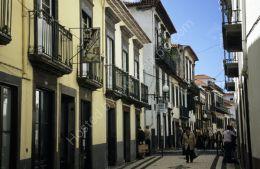 Old street, Funchal