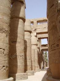 Karnak collonade