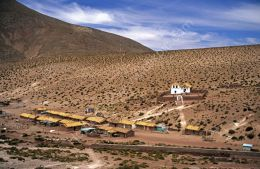 Machuca Village, Atacama