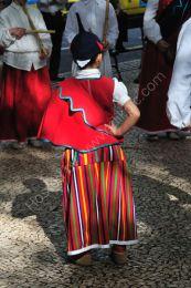 Madeira national dress