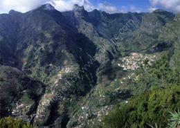 Nun's Valley, Madeira (Curral das Freiras)