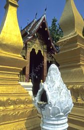 Temple architecture - Luang Prabang