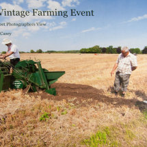 A Vintage Farming Event