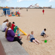 Beach-Family