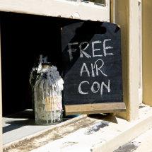 Free air con