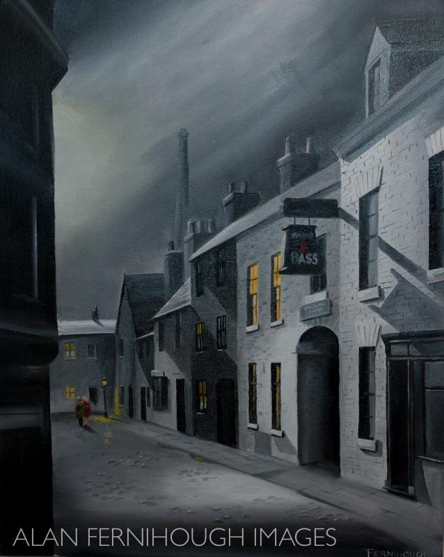 Queen Street, Uttoxeter