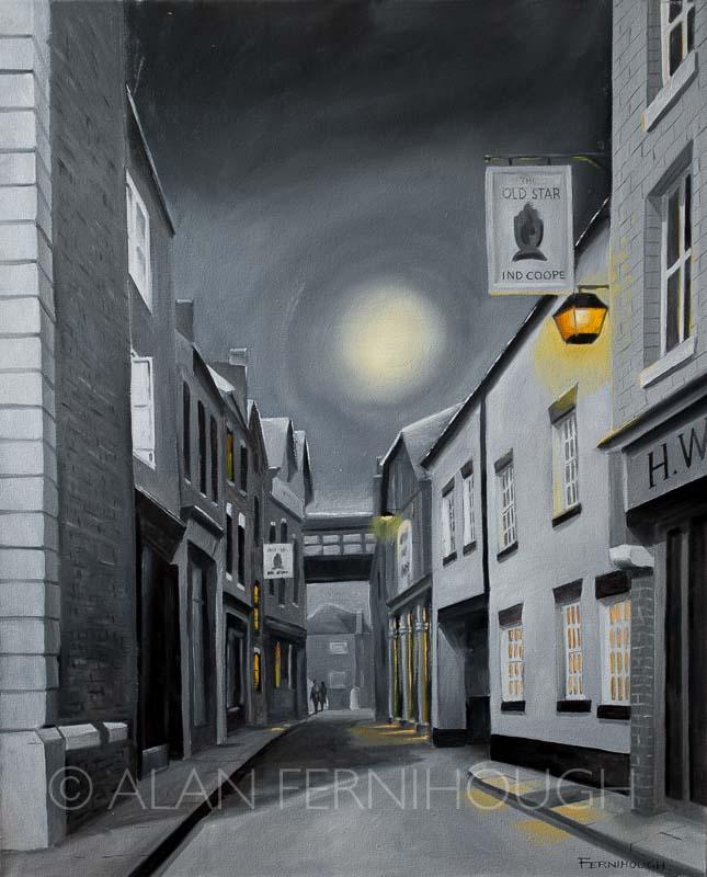 Queen Street, Uttoxeter - SOLD