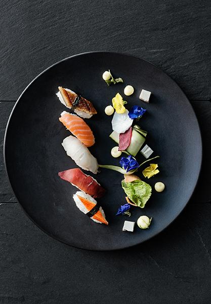 Sushi, Fairmont Royal Palm