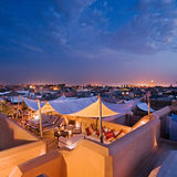 Dar Hanane Roof Terrace