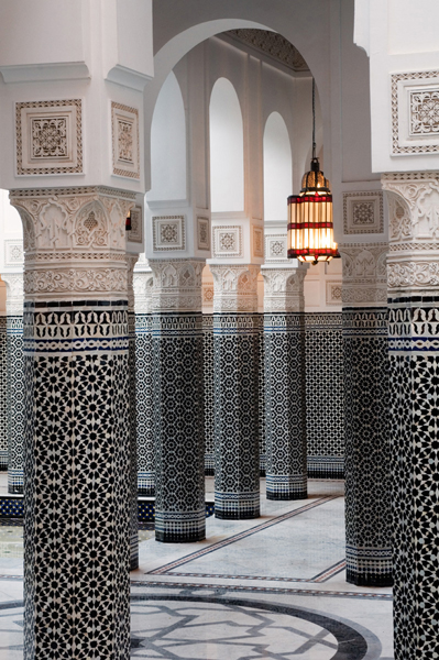 Mamounia Patio