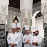 Mamounia chefs
