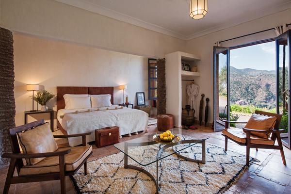 Kasbah Bab Ourika garden suite