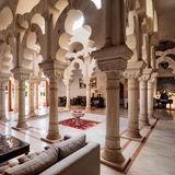 Palais Mehdi reception