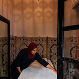 Riad 72 massage room
