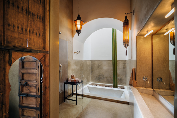 Riad Due bathroom 3