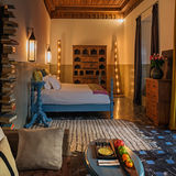 Riad Due bedroom 2