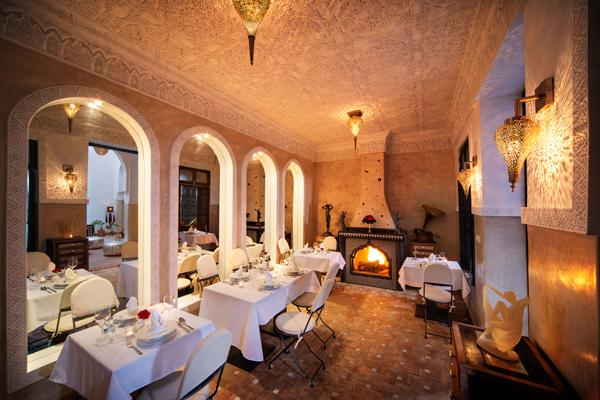 Riad Star Dinning Room