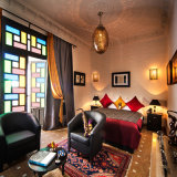 Riad Star Jazz Bedroom