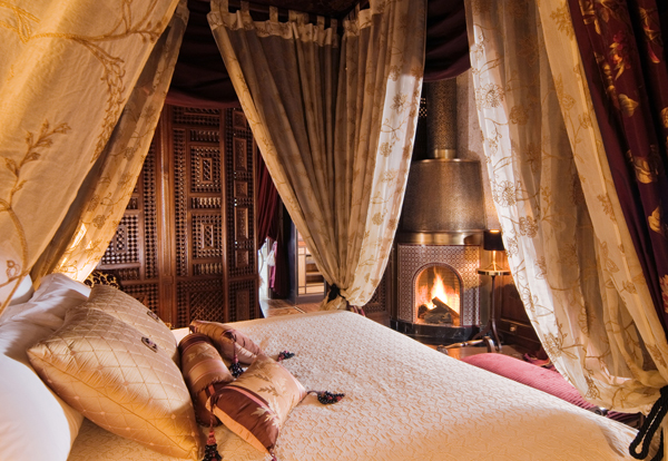Royal Mansour Marrakech Bedroom