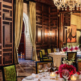 Royal Mansour banquet setting