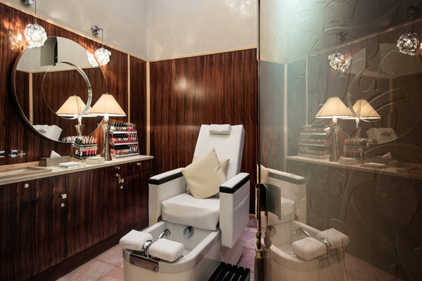 Royal Mansour cabine