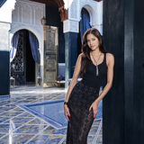 Fashion shoot at the Royal Mansour