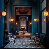 Royal Palm Corridor