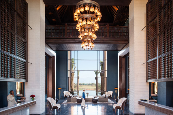 Royal Palm Lobby