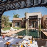 Royal Palm villa terrace